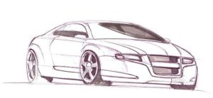 draw a car easy